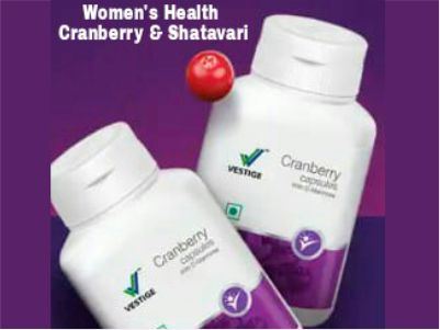 Women's Health & Cranberry & Shatavari