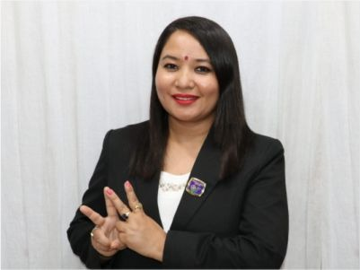 Success Story By Ms. Sabita Chettri