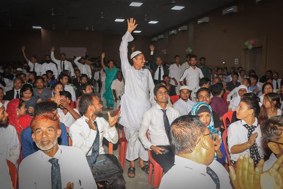 Great MWW success seminar in Gauhati 1