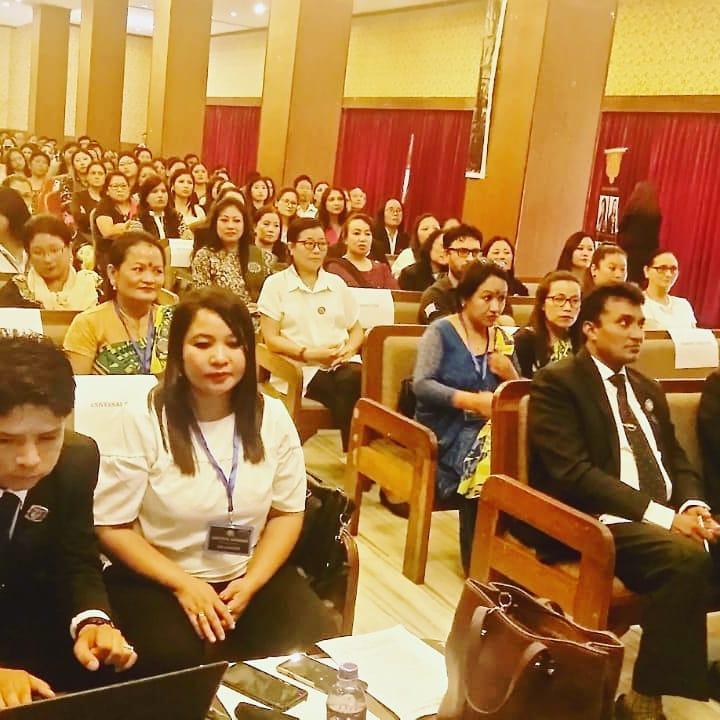 Millionaires seminar at gangtok 1
