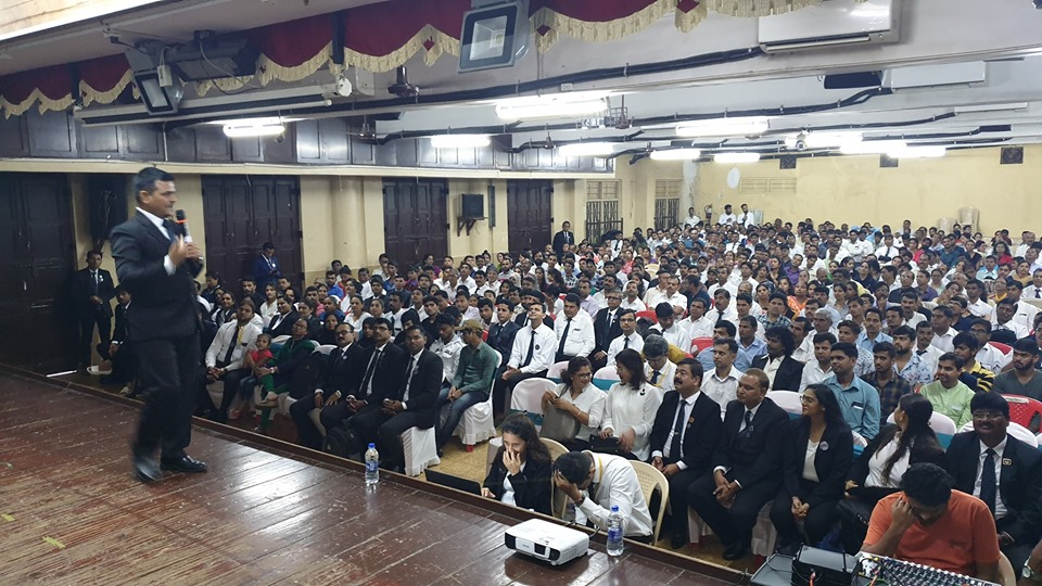 First MWW couple Success seminar in Mumbai 2