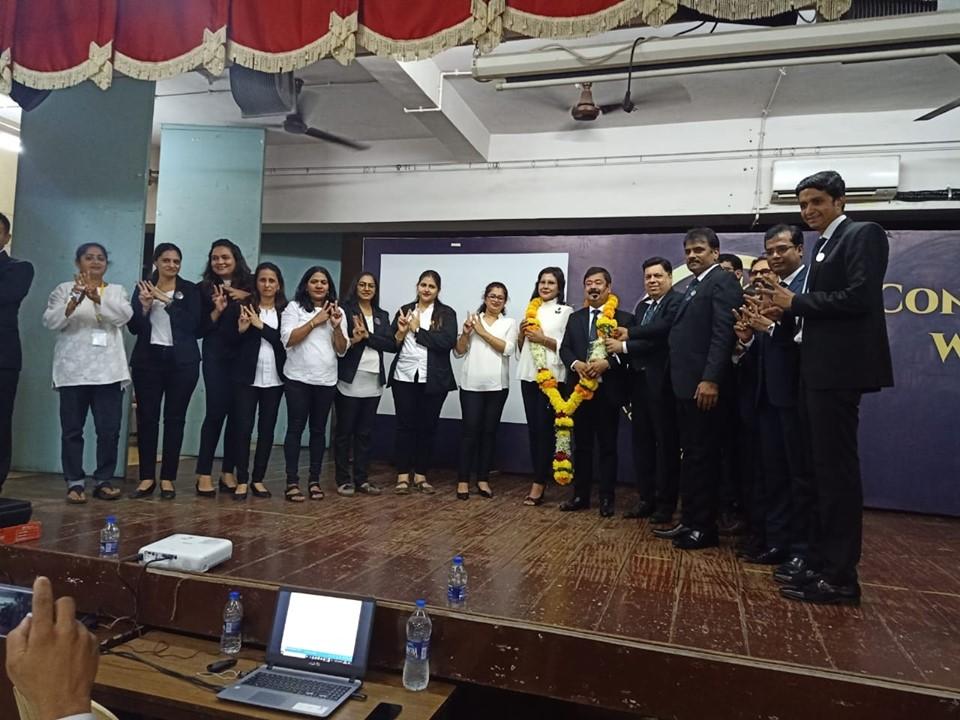 First MWW couple Success seminar in Mumbai 3