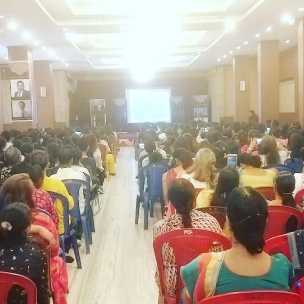 Millionaires seminar at gangtok 2