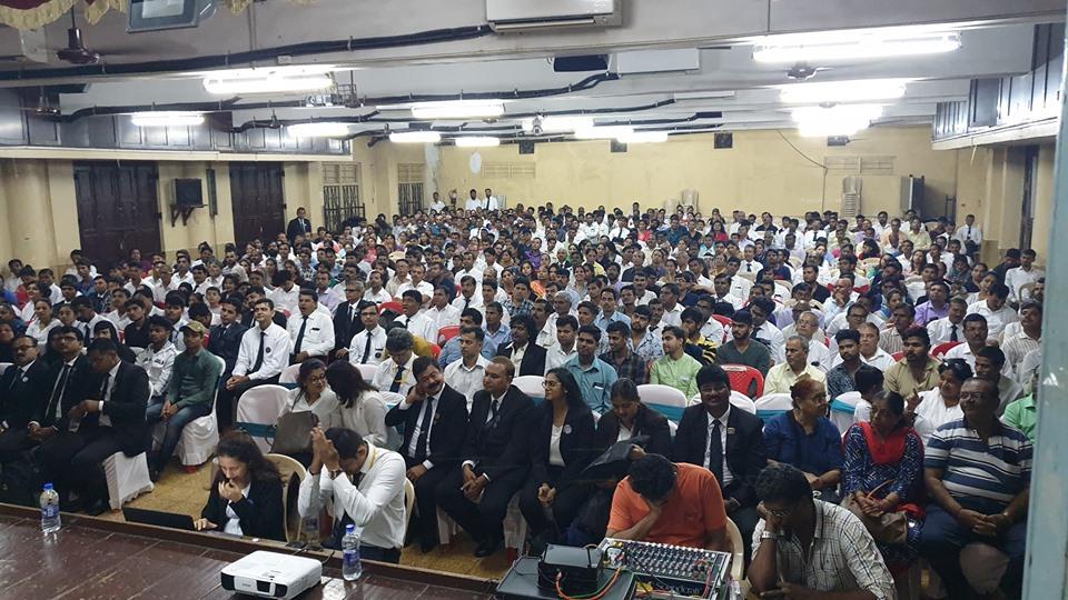 First MWW couple Success seminar in Mumbai 5