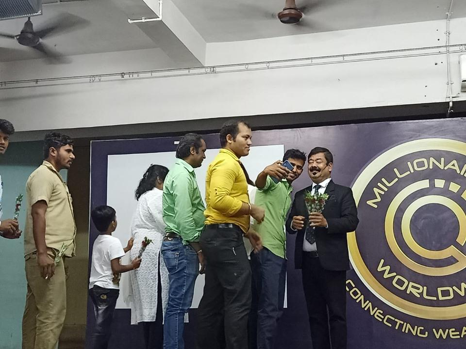 First MWW couple Success seminar in Mumbai 6