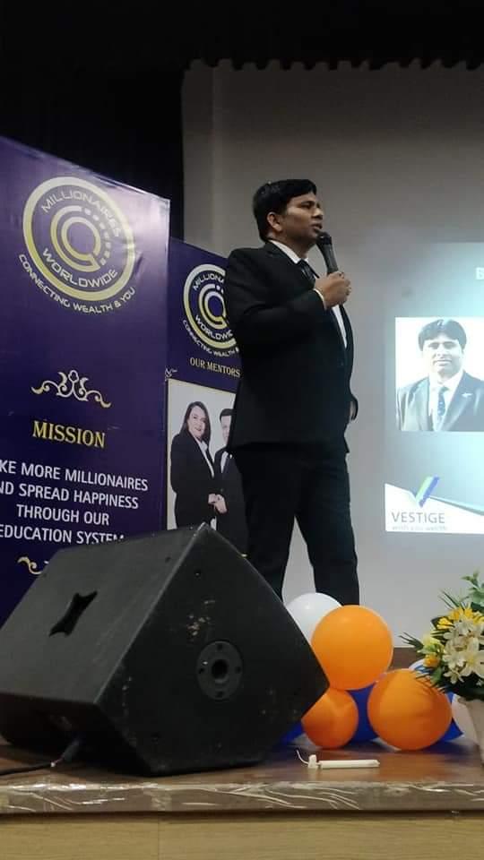 success seminar Virar(Mumbai),Lucknow1