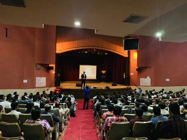 Success seminar at Ahmedabad, Goa,Dhule and Mumbai 2