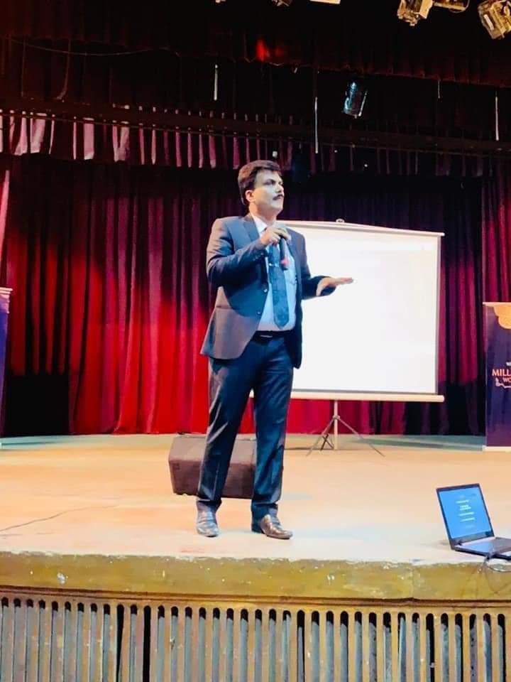 Success seminar at Ahmedabad, Goa,Dhule and Mumbai 1