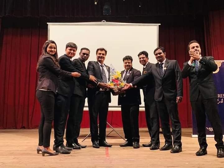 Success seminar at Ahmedabad, Goa,Dhule and Mumbai 4