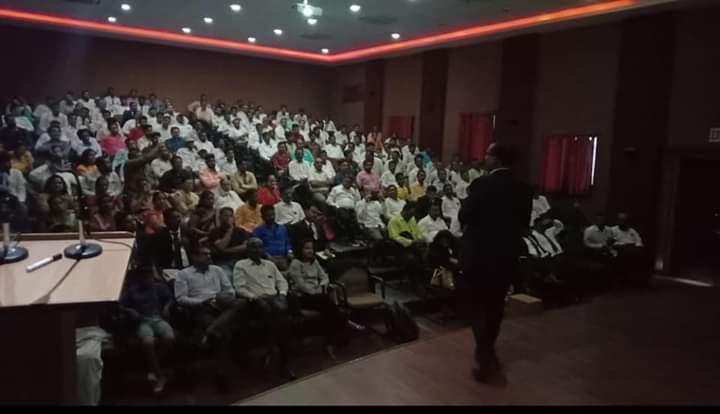 Success seminar at Ahmedabad, Goa,Dhule and Mumbai 12