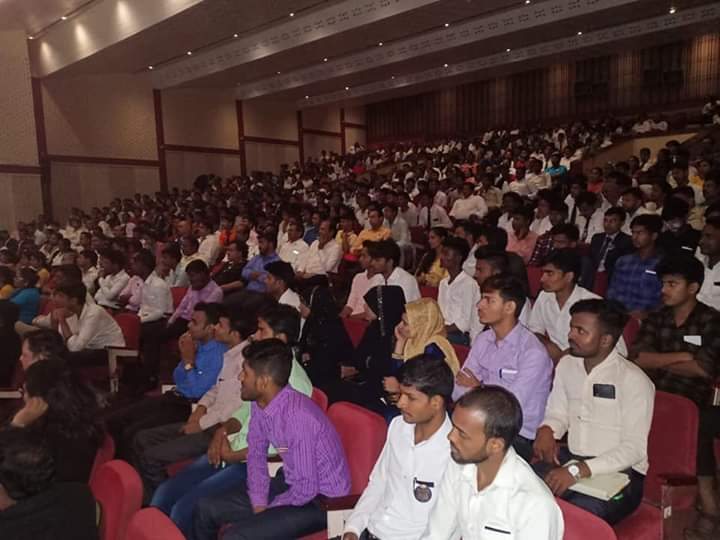 Success seminar at Ahmedabad, Goa,Dhule and Mumbai 14