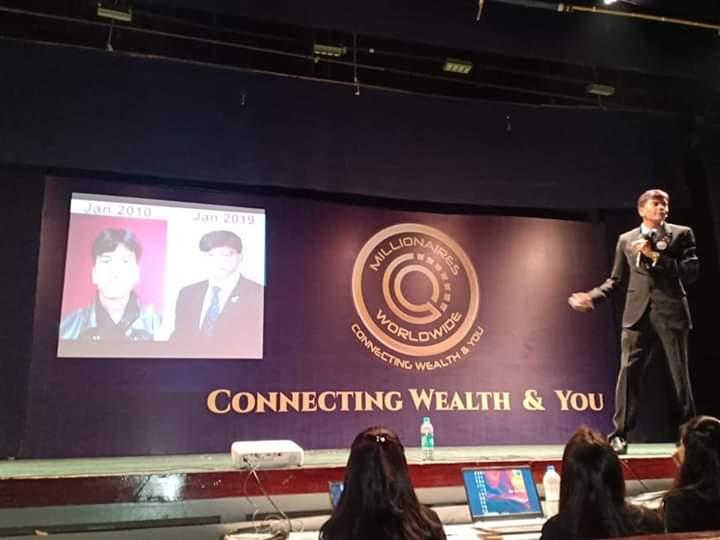 Success seminar at Ahmedabad, Goa,Dhule and Mumbai 16