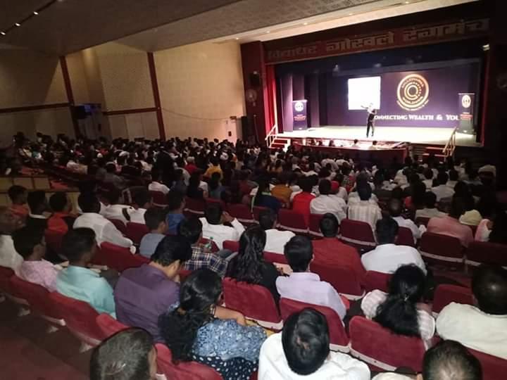 Success seminar at Ahmedabad, Goa,Dhule and Mumbai 18
